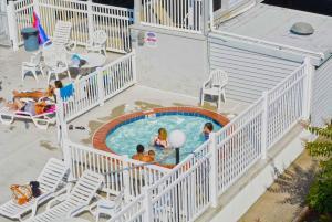 Tiffanie by the Sea 118 Condo, Apartmanok  Ocean City - big - 4