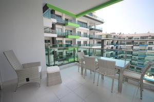 Konak Seaside Resort, Apartmanok  Alanya - big - 32