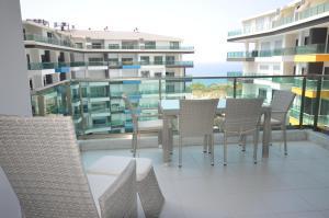 Konak Seaside Resort, Apartmanok  Alanya - big - 33