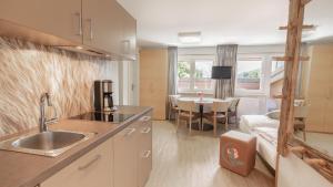 Rosentalerhof Hotel & Appartements, Penziony  Saalbach Hinterglemm - big - 6