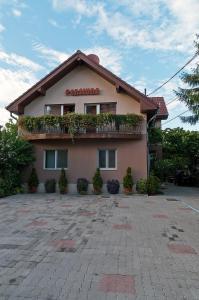 Pension Miorita, Guest houses  Arad - big - 17