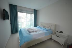 Konak Seaside Resort, Apartmanok  Alanya - big - 36