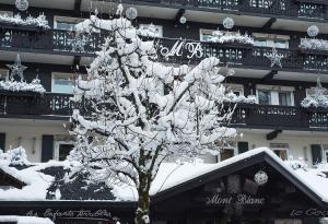 Mont-Blanc - Hotel - Megève