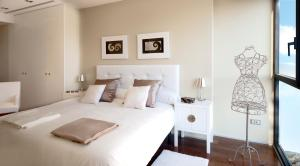 You Stylish The Most Luxury Apartment, Ferienwohnungen  Barcelona - big - 6