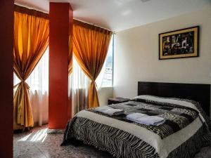Hostal La Rosa Otavalo, Hostels  Otavalo - big - 13