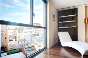 You Stylish The Most Luxury Apartment, Ferienwohnungen  Barcelona - big - 8