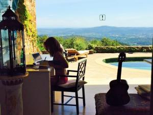 Villa Seteais, Виллы  La Garde-Freinet - big - 28