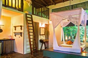 Canaima Chill House, Hotel  Santa Teresa Beach - big - 6