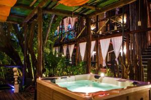 Canaima Chill House, Hotel  Santa Teresa Beach - big - 34