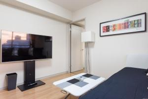 SHINJUKU: Penthouse, Walk Shinjuku station, Views!, Apartmanok  Tokió - big - 10