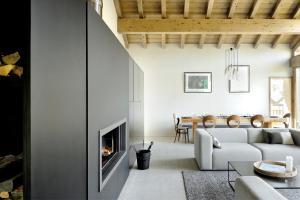 Home by U - Chalet 1, Шале  Сен-Мартен-де-Бельвиль - big - 8