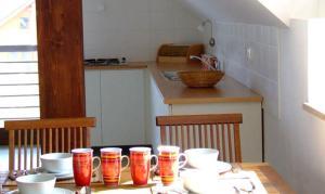 Motylov, Apartmanok  Kakaslomnic - big - 4