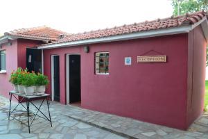 Villa Ioli, Affittacamere  Città di Lefkada - big - 32