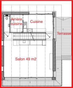 Home by U - Chalet 1, Шале  Сен-Мартен-де-Бельвиль - big - 14