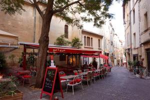 T2 Saint-Anne - Air Rental, Appartamenti  Montpellier - big - 16