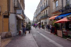 T2 Saint-Anne - Air Rental, Appartamenti  Montpellier - big - 9