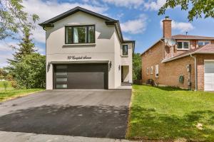 QuickStay - Classy 5bdrm House in Vaughan, Prázdninové domy  Toronto - big - 38