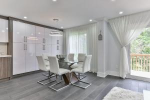 QuickStay - Classy 5bdrm House in Vaughan, Prázdninové domy  Toronto - big - 40