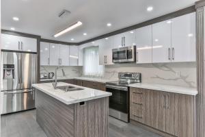 QuickStay - Classy 5bdrm House in Vaughan, Prázdninové domy  Toronto - big - 49