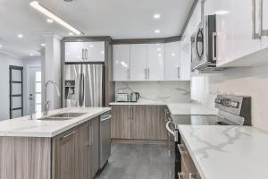 QuickStay - Classy 5bdrm House in Vaughan, Prázdninové domy  Toronto - big - 65