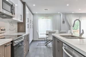 QuickStay - Classy 5bdrm House in Vaughan, Prázdninové domy  Toronto - big - 71