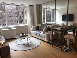 Exquisite 2 Bedroom 2 Baths all modern and High end Furniture, Apartmány  New York - big - 8