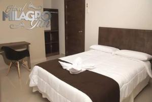 Hotel Milagro Inn, Hotels  Milagro - big - 8