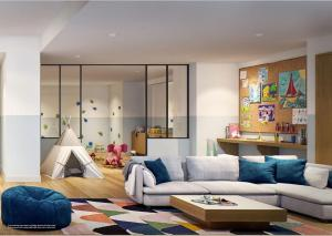 Exquisite 2 Bedroom 2 Baths all modern and High end Furniture, Apartmány  New York - big - 13