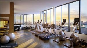 Exquisite 2 Bedroom 2 Baths all modern and High end Furniture, Apartmány  New York - big - 15