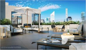 Exquisite 2 Bedroom 2 Baths all modern and High end Furniture, Apartmány  New York - big - 16