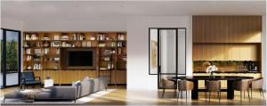 Exquisite 2 Bedroom 2 Baths all modern and High end Furniture, Apartmány  New York - big - 18