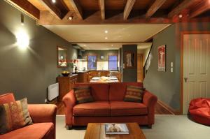 Luxury on Lansdown, Апартаменты  Ванака - big - 10