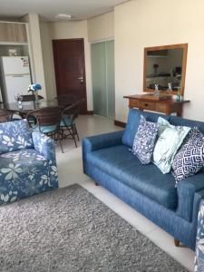 Apartamento Cobertura Com Piscina Privativa Praia Ingleses, Apartmány  Florianópolis - big - 6
