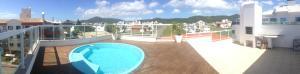Apartamento Cobertura Com Piscina Privativa Praia Ingleses, Apartmány  Florianópolis - big - 10
