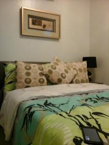 SoleMare Parksuites LuxSensa, Apartmány  Manila - big - 7
