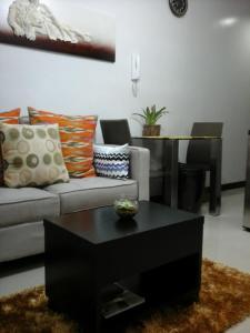 SoleMare Parksuites LuxSensa, Apartmány  Manila - big - 20