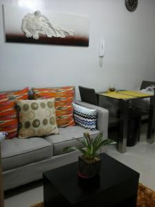 SoleMare Parksuites LuxSensa, Apartmány  Manila - big - 25