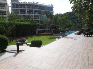 Unixx 4031 By Axiom Group, Apartments  Pattaya South - big - 6