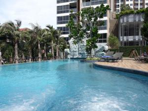 Unixx 4031 By Axiom Group, Apartments  Pattaya South - big - 14