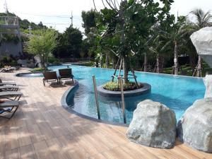 Unixx 4031 By Axiom Group, Apartments  Pattaya South - big - 15