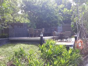 Unixx 4031 By Axiom Group, Apartments  Pattaya South - big - 23