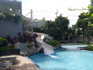 Unixx 4031 By Axiom Group, Apartments  Pattaya South - big - 24
