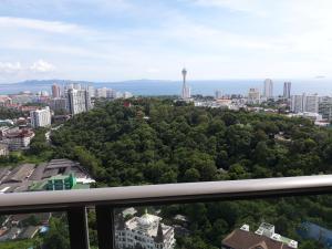 Unixx 4031 By Axiom Group, Apartments  Pattaya South - big - 32