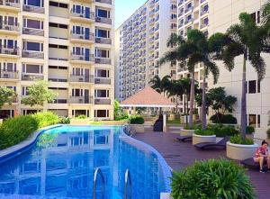 SoleMare Parksuites LuxSensa, Apartmány  Manila - big - 27