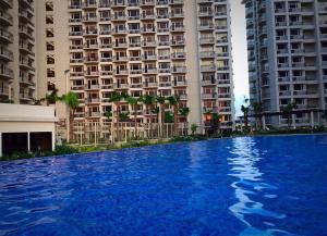 SoleMare Parksuites LuxSensa, Apartmány  Manila - big - 28