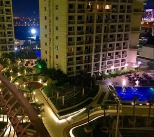 SoleMare Parksuites LuxSensa, Apartmány  Manila - big - 33