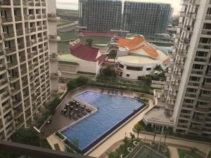 SoleMare Parksuites LuxSensa, Apartmány  Manila - big - 37