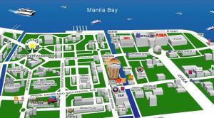 SoleMare Parksuites LuxSensa, Apartmány  Manila - big - 38