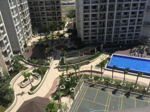 SoleMare Parksuites LuxSensa, Apartmány  Manila - big - 39
