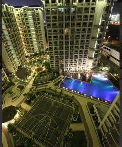 SoleMare Parksuites LuxSensa, Apartmány  Manila - big - 43
